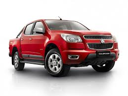 E B Tolley - Holden Colorado Crew Cab 2012-on