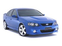 E B Tolley - Ford Falcon Sedan BA BF FG 2002 – on