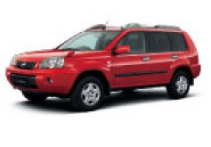 E B Tolley - Nissan X-Trail Wagon T30 2003 – 2007