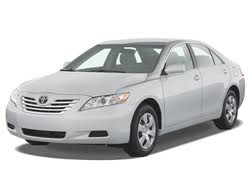 E B Tolley - Toyota Camry Sedan Altise 2006 – 2011