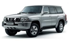 E B Tolley - Nissan Patrol Wagon 2004 – 2013