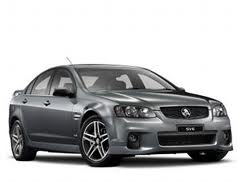 E B Tolley - Holden Commodore Sedan VE Omega 2006 – on