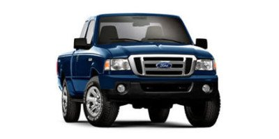 E B Tolley - Ford Ranger Crew Cab 2006 – 2011