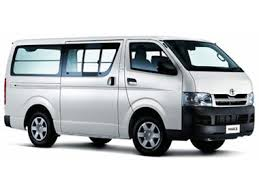 E B Tolley - Toyota Hiace Van LWB ZL 2005 – 2014