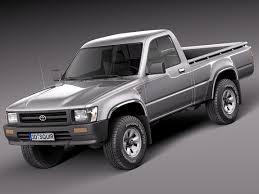E B Tolley - Toyota Hilux Single Cab 1997 – 2004