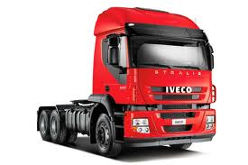 E B Tolley - Iveco Trucks