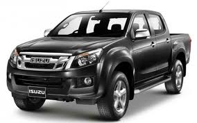 E B Tolley - Isuzu D-Max Crew Cab 2012 – on