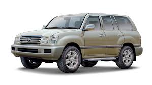 E B Tolley - Toyota Landcruiser Wagon 100 Series 1998 – 2007