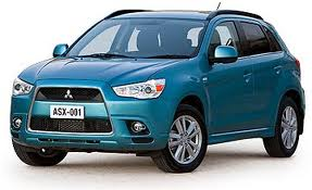 E B Tolley - Mitsubishi ASX Wagon 2010 – on