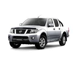 E B Tolley - Nissan Navara Dual Cab D40 RX/ST