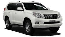 E B Tolley - Toyota Prado Wagon 150 Series 2009 – on