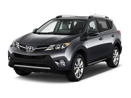 E B Tolley - Toyota Rav4 Wagon 2013 – on
