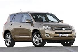 E B Tolley - Toyota Rav4 Wagon 2006 – 2013