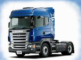 E B Tolley - Scania Trucks