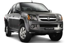 E B Tolley - Holden Colorado  Crew Cab LX/LT-R 2008 – 12