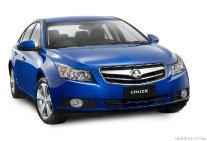E B Tolley - Holden Cruze Sedan/Hatch JG/JH 2009 – 14