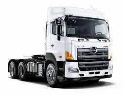E B Tolley - Hino Trucks
