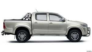 E B Tolley - Toyota Hilux SR5 D/Cab 2016 – on