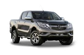 E B Tolley - Mazda BT50 Dual Cab 2015 – on