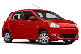 E B Tolley - Mitsubishi Mirage Hatch 2013 – on