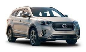 E B Tolley - Hyundai Santa Fe Wagon 2012 – on