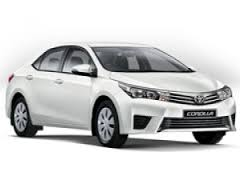 E B Tolley - Toyota Corolla Sedan 2014 – on