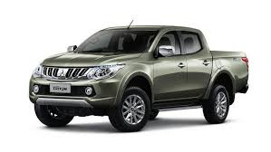 E B Tolley - Mitsubishi Triton D/Cab 2015 – on