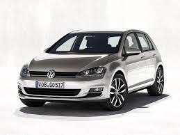 E B Tolley - Volkswagen Golf Hatch 7 2013 – on